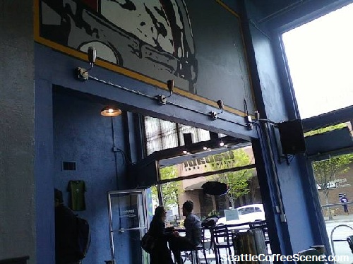 Great Seattle Coffee Advenutures: Trabant Coffee & Chai