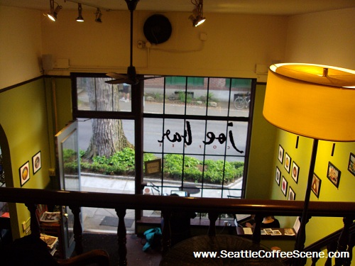 Joes Bar, Capitol Hill Coffee Shops, Seattle Coffee