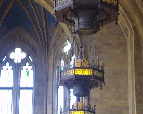 Muggle Coffee Drinkers: Suzzallo Library Café – The Most Beautiful Seattle Coffee Shop?