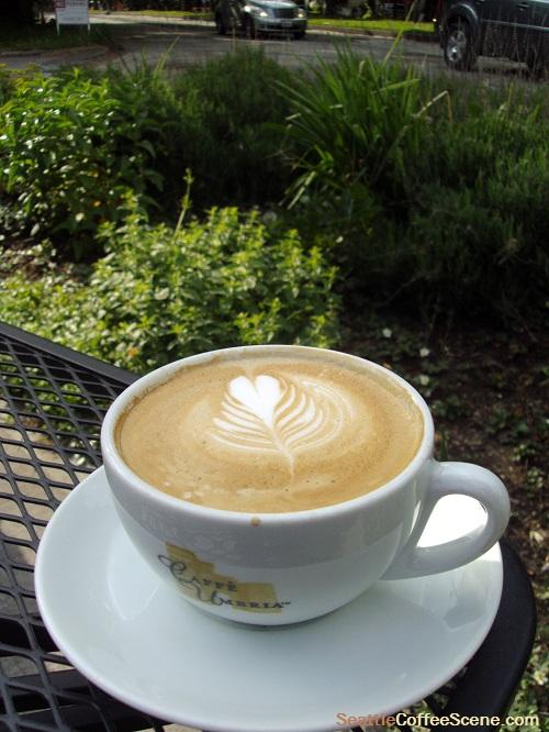 seattle coffee scene cowen park grocery