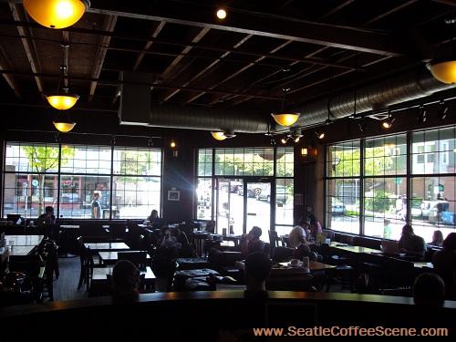 Zoka Coffee Seattle