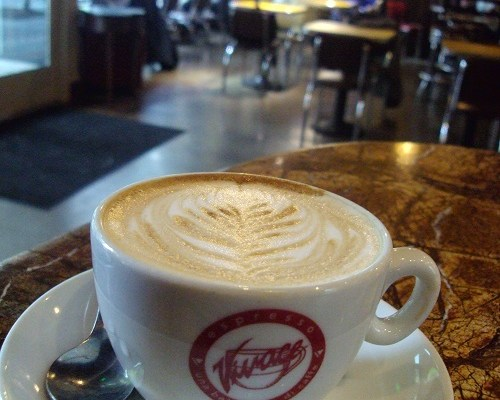 Seattle Coffee on Capitol Hill: Espresso Vivace on Broadway