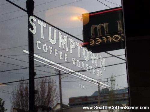 Seattle Coffee Shops: Stumptown on Pine
