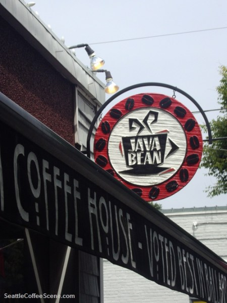 Seattle Coffee Scene - Java Bean in Ballard
