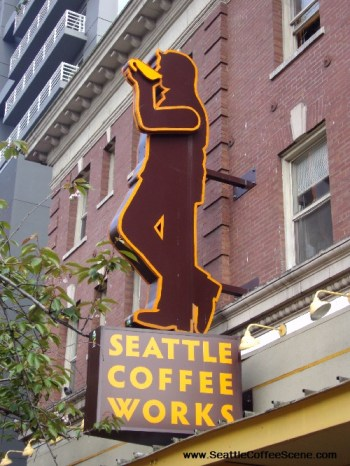 seattle coffee, seattle coffee works