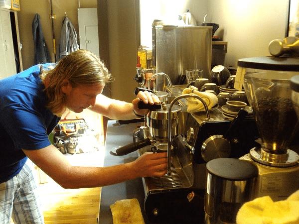 seattle coffee - herkimer coffee