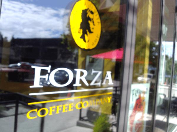 Forza Coffee in Green Lake - Seattle Coffee