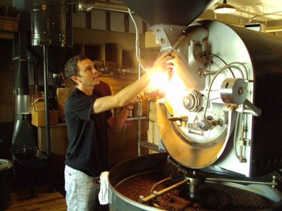 seattle coffee - seattle roaster - herkimer