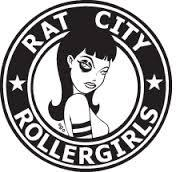 rat city roller girls logo