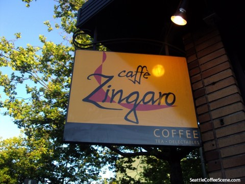 seattle coffee - zingaro