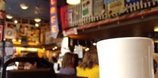 Seattle Coffee - Easy Street Cafe West Seattle