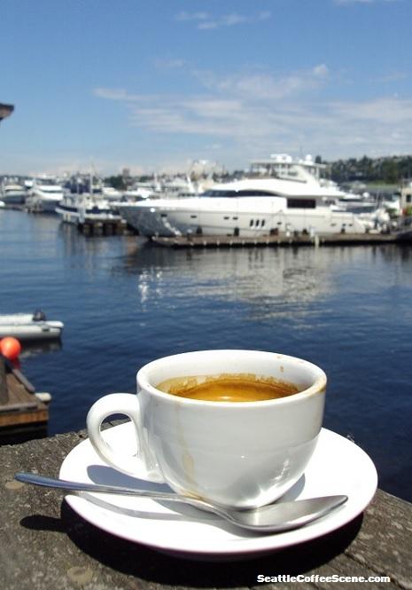 seattle coffee scene - the best seattle coffee houses