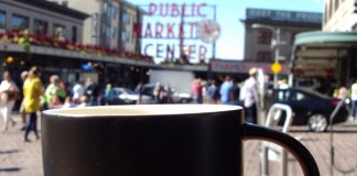 Seattle Coffee Scene, Coffee in Seattle, Pike Place Coffee
