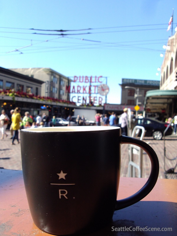 Seattle Coffee Scene, Coffee in Seattle, Pike Place Coffee