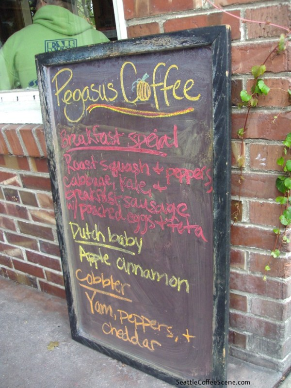 Seattle Coffee Houses, Bainbridge Island Coffee