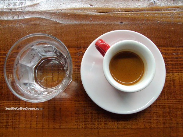 Caffe Delia, Seattle Coffee Scene, Seattle Coffee Shops, White Center Coffee,