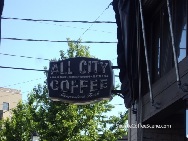 Seattle Coffee Shops, All City Coffee Seattle, All City Coffee Georgetown, Best Coffee in Seattle