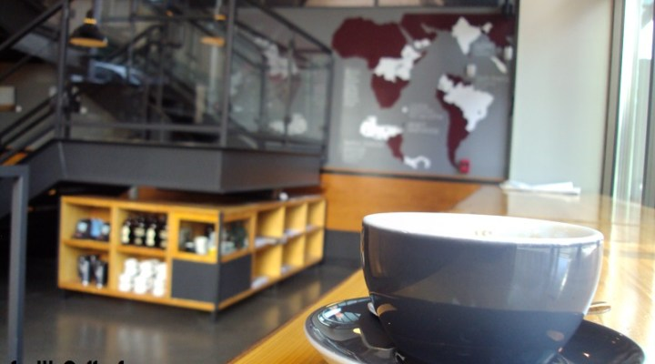 Herkimer Coffee Near Seattle's Westlake