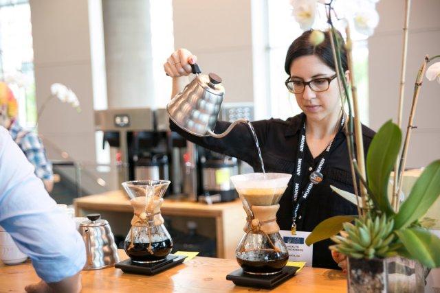 Seattle Coffee, SCA