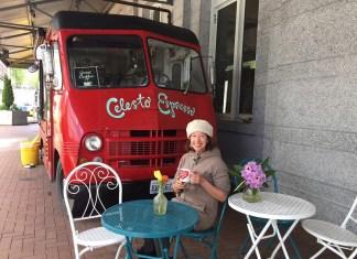 Seattle coffee, celesto espresso