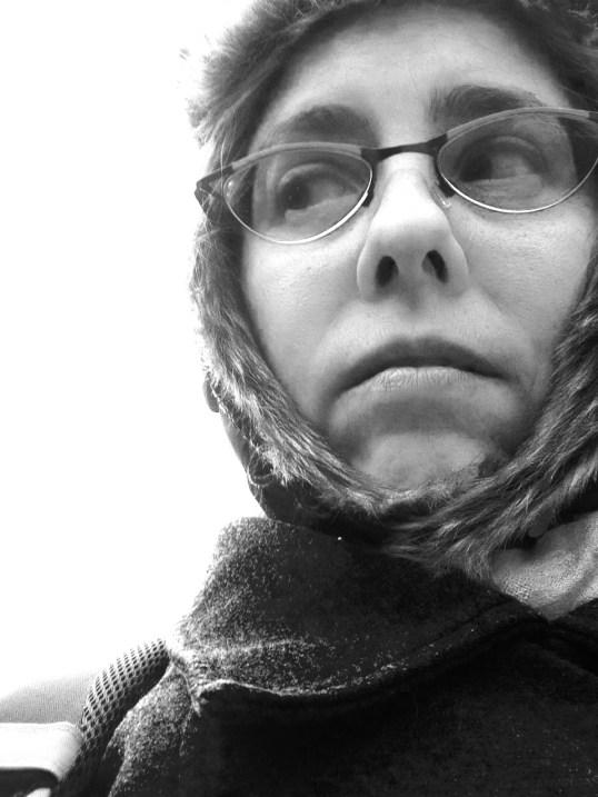 vd portrait in winter