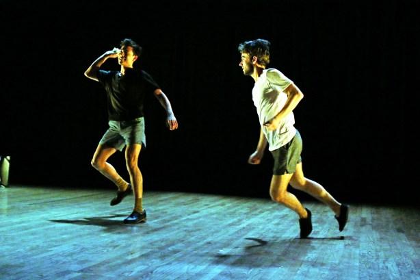 James Kent and Dylan Ward at 'Mo Wave Photo by  Jim Toohey