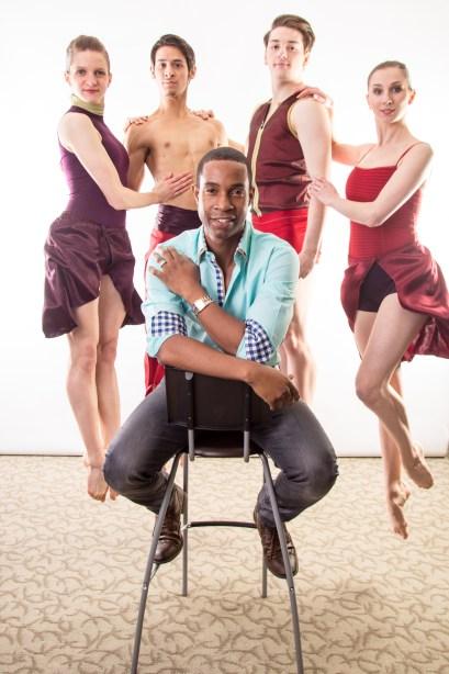 Iyun Ashani Harrison and Ashani Dancers 2014 Photo by Joseph Lambert