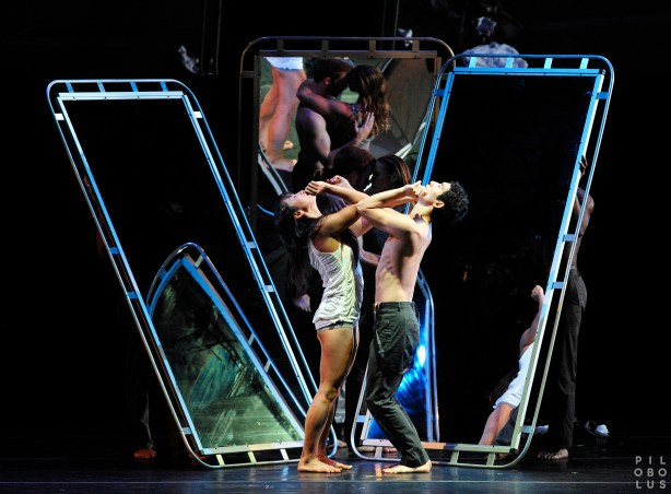 Pilobolus in Automaton Photo by Grant Halverson