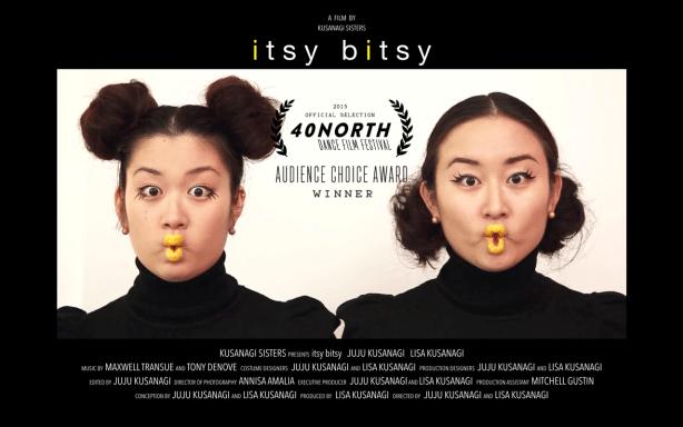 itsy bitsy (2014) - Kusanagi Sisters