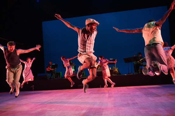 Photo of Dorrance Dance by Christopher Duggan.