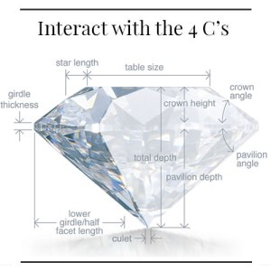 Interact with the 4c's