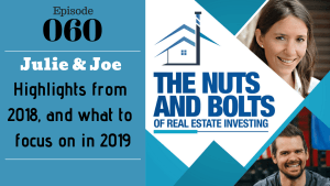 SIC 060: Highlights from 2018, and what to focus on in 2019 with Julie Clark and Joe Bauer