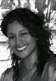 image of the author, nicole draffen