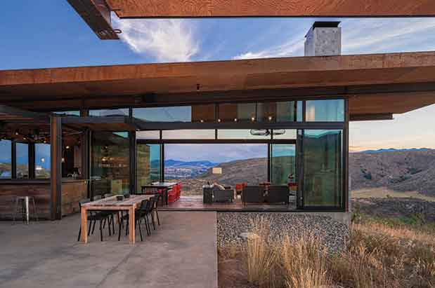 5 Of The Most Amazing Homes In The Pacific Northwest