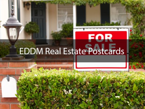 EDDM Real Estate Postcards
