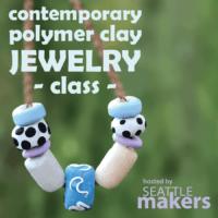 Polymer clay class-02