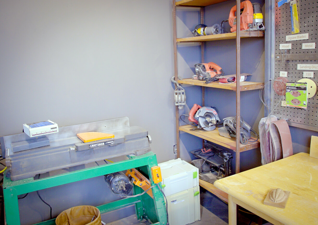Workshop – Seattle Makers