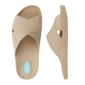 Maxwell Sandal in Chai color