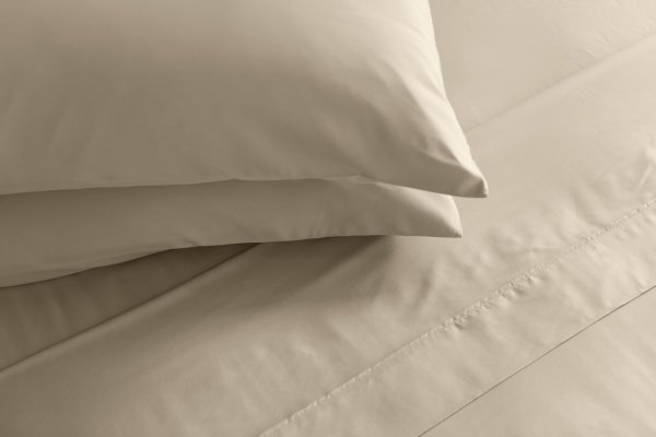 sheet set cream