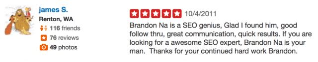 review of seattle's top seo agency