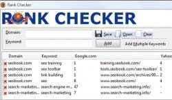 website rank checker