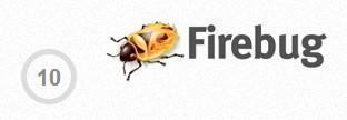 10 SEO Tool - Firebug