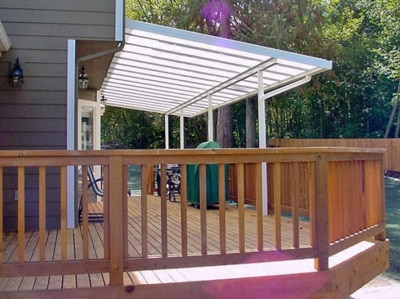 retractable awning installation Issaquah