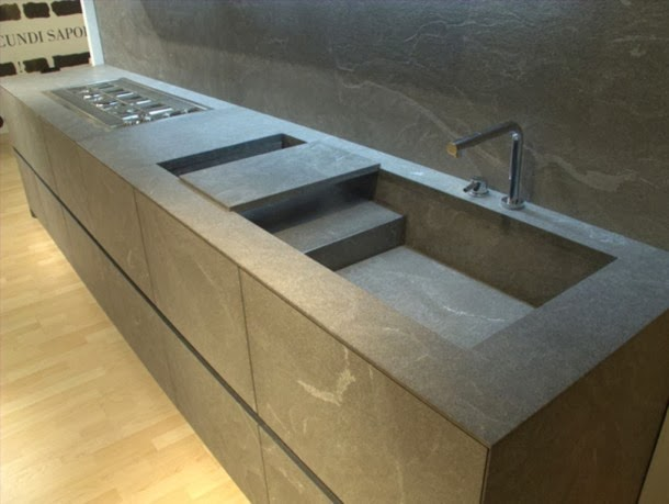 Unique Kitchen Sinks – SEATTLE SOAPSTONE