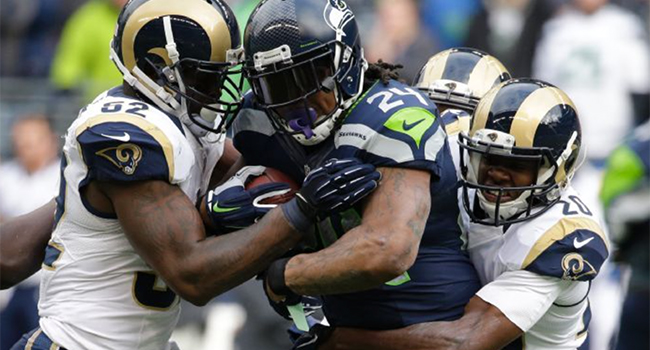 Quick reaction to Seahawks vs Rams