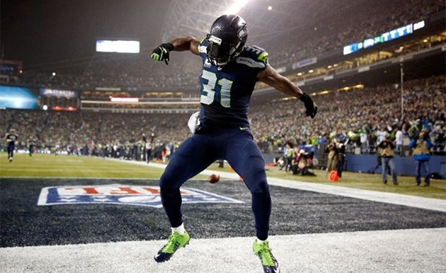 Seahawks down Panthers, win 31-17