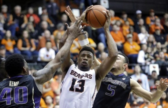 Huskies unable to stop Gary Payton II and the Oregon State Beavers