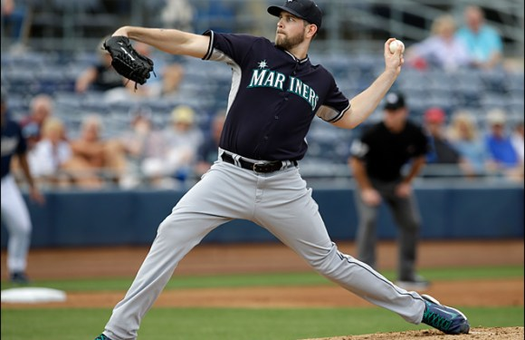 Seattle Mariners: James Paxton Debuts with Goose Eggs
