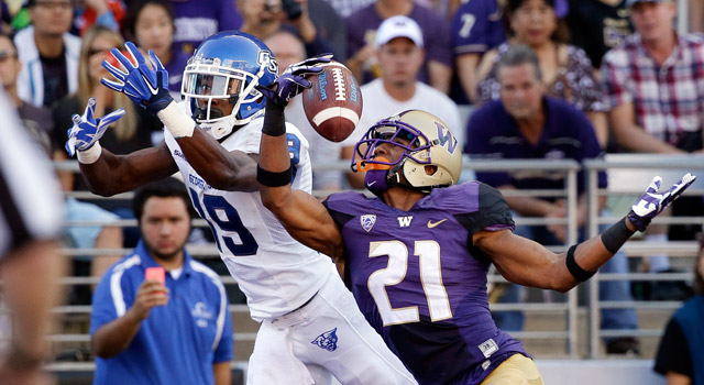 UW Football: Draft Discussion Marcus Peters