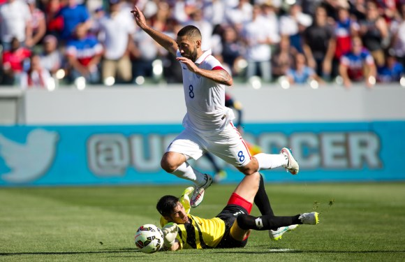 Seattle Sounders:  Clint Dempsey Injured